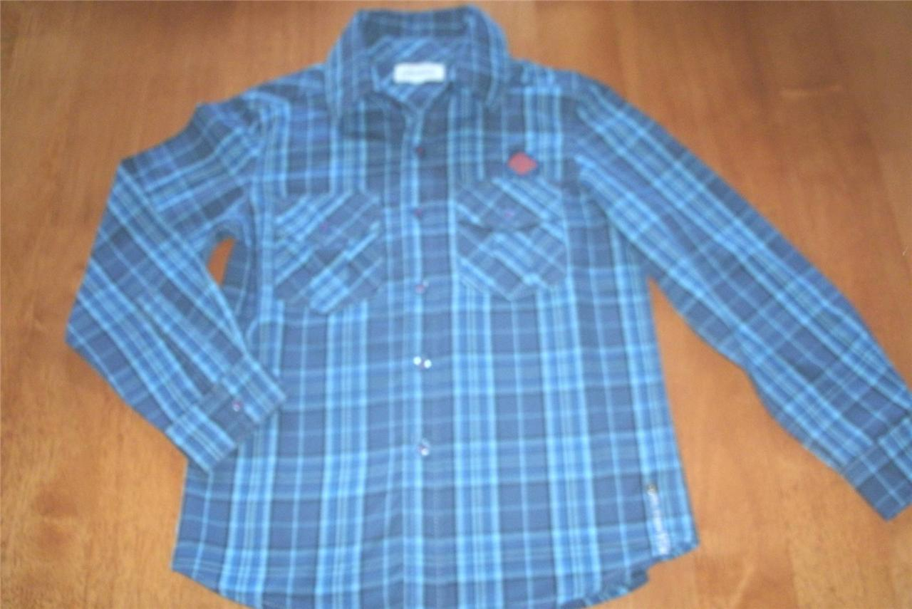 boys-levis-long-sleeve-tshirt-NEW-sz-8-milkshake-shirt-size-8-as-new