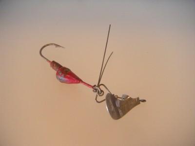 Vintage fishing lure hawaiian spoon spinner lure ebay for Hawaii fishing lures