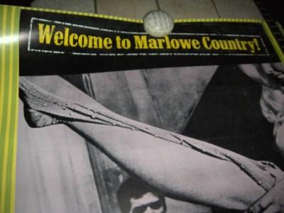 rare 1969 marlowe original movie poster james garner