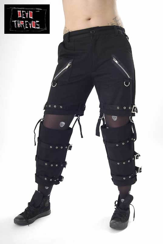 New Gothic Pants For Women Gothic Pants For Women