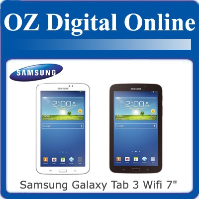Galaxy TAB 3 T2110 7 0 Wifi 8GB 32GB Tablet 1 Year AU Warranty | eBay