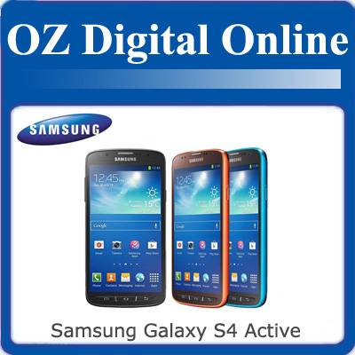 NEW-Samsung-Galaxy-S4-Active-I9295-4G-LTE-16GB-Next-G-8MP-Phone-1YrAuWty
