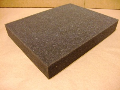 1x gray recycled foam block packing shipping protection for Foam block floor
