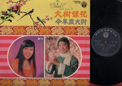 Singapore Lisa Wong 麗莎 & Tam Bing Man New Year Songs Chinese 12