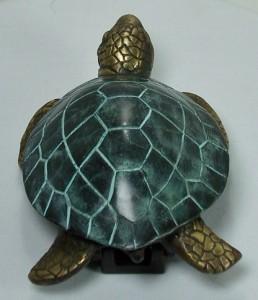 Antique style brass sea turtle door knocker new ebay - Turtle door knocker ...