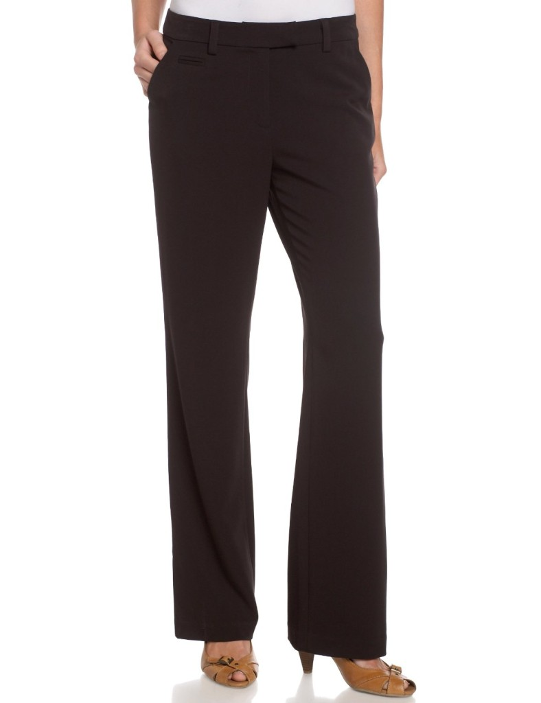 NWT Gloria Vanderbilt Womens Slimming Keaton Dress Pants ...