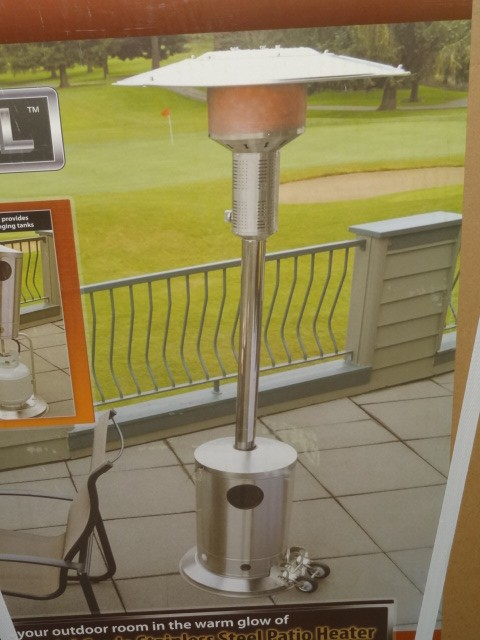 Wonderful Outdoor Patio Heater Parts Pictures
