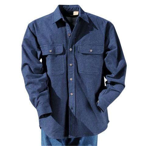 Nwt field stream mens xl heavy duty flannel long sleeve for Mens xl flannel shirts