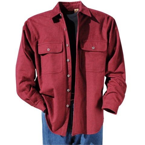 Nwt Field Stream Mens Xl Heavy Duty Flannel Long Sleeve