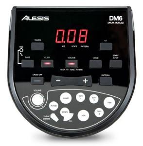 MINT Alesis Pro Drums Complete Electronic Drum Set, 5 Piece DM6