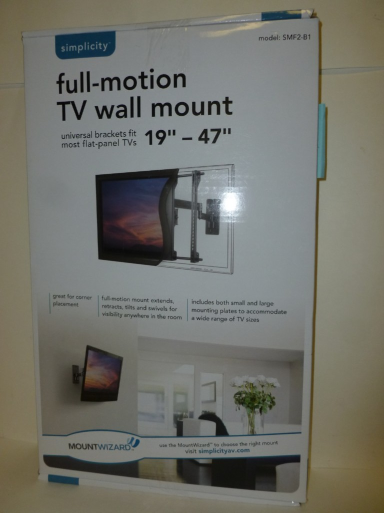 Simplicity Smf2 B1 Tv Wall Mount Review Ask Home Design