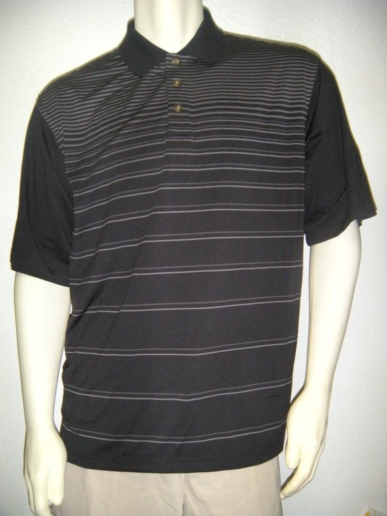 Nwt pebble beach performance polo golf shirt large for Pebble beach performance golf shirt