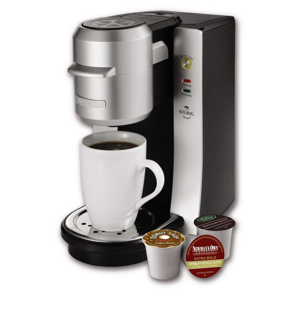 MINT! MR COFFEE by KEURIG Single Serve Coffee Brewing System BVMC-KG2SS eBay