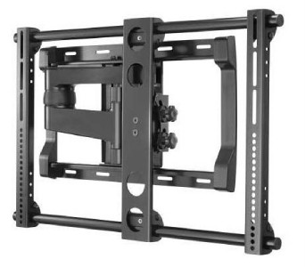 new simplicity large full motion tv wall mount tv 39 s 37 56. Black Bedroom Furniture Sets. Home Design Ideas