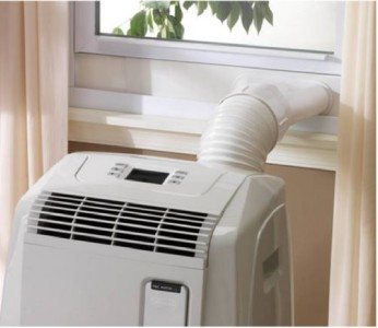 NEW! DeLonghi Pinguino 12,000 BTU 4-in-1 Portable Room Air Conditioner
