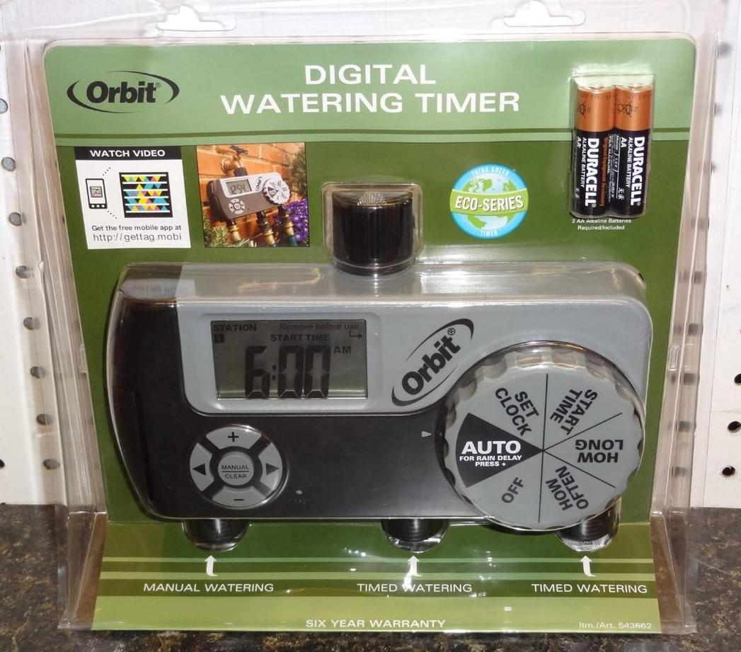 orbit water timer instructions