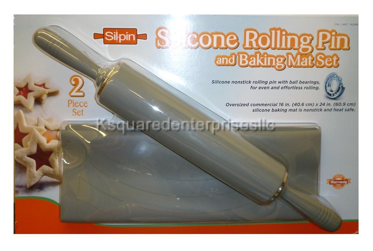 Sil Pin Silicone Rolling Pin