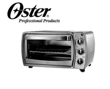 Oster Convection Counter Top Toaster Oven Stainless Steel TSSTTVCG03 ...