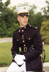 marine corps sam browne sword belt officer usmc