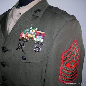 Pistol Shooting Badges Marine Corps Ega Medal Silver New Award On