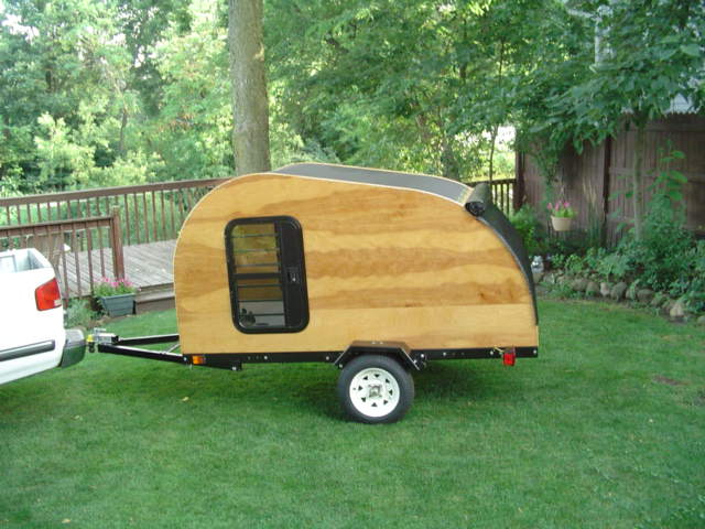 Awesome For The Simple Teardrop We Will Discuss The Trailer From Harbor Freight As It Is The Cheapest On The Market  A Good Thing Since It Will Not Be Assembled Exactly According To Its Plans The Teardrop Needs A Nonfolding Trailer With The