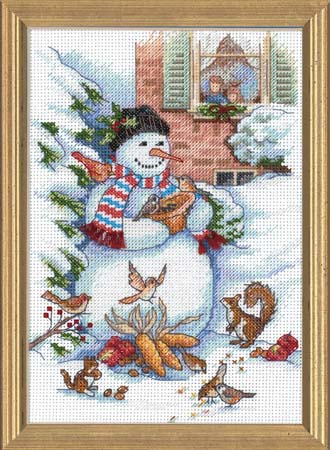 http://www.ebay.com/itm/SNOWMAN-FRIENDS-Birds-Picture-Cross-Stitch-Kit-NEW-/160569957725?pt=LH_DefaultDomain_0&hash=item2562b71d5d