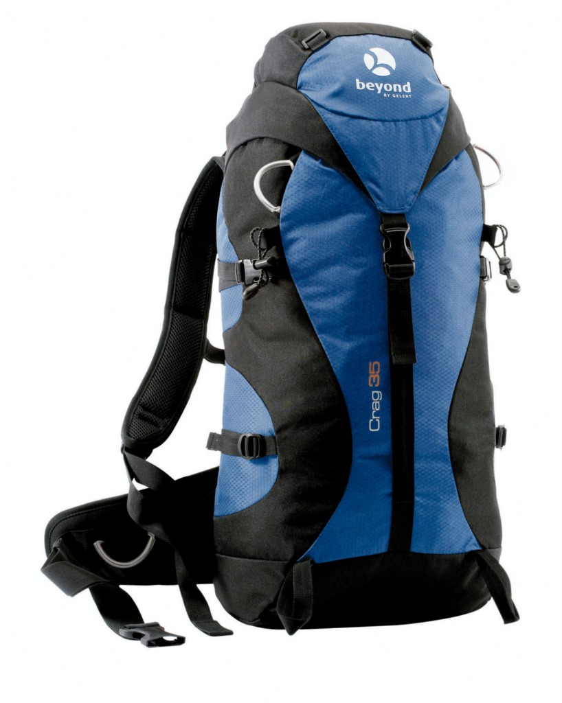 gelert beyond crag 35 litre rucksack backpack. Black Bedroom Furniture Sets. Home Design Ideas