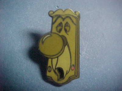 Alice in wonderland door knob surprised retired disney pin for Alice in wonderland door knob disney decoration