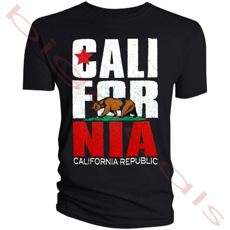 Vintage California T Shirts 78