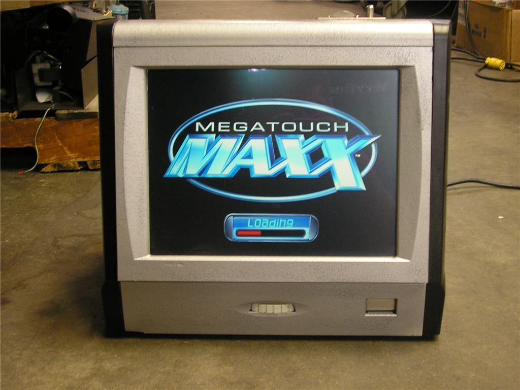 MERIT MAXX JADE Countertop Arcade Game 90 Games in 1 FLAT SCREEN NICE ...