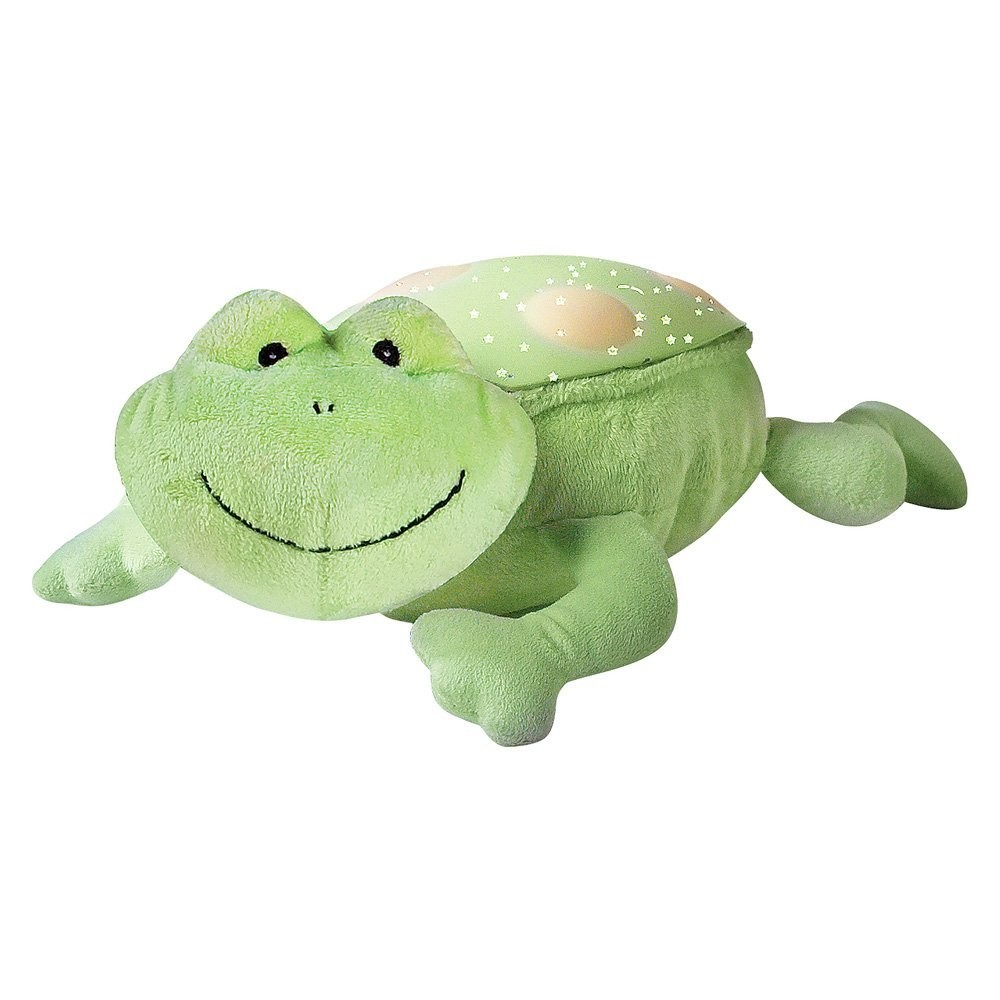 Slumber Buddies Baby Mobile Night Light Projector Frog Or
