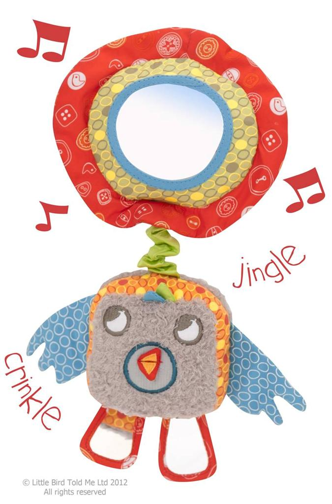 Little-Bird-Told-Me-Chirping-Birdy-Bear-Buggy-Toy-Pushchair-Toy-NEW-0