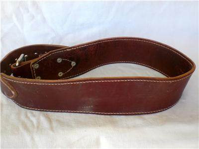 occidental leather tool belt bags nail carpenter drywall