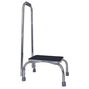 Foot Stool Duro Med 539 1902 0099 With Support Handle New