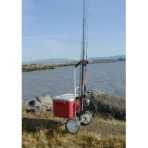 Homemade cart car interior design for Homemade fishing cart