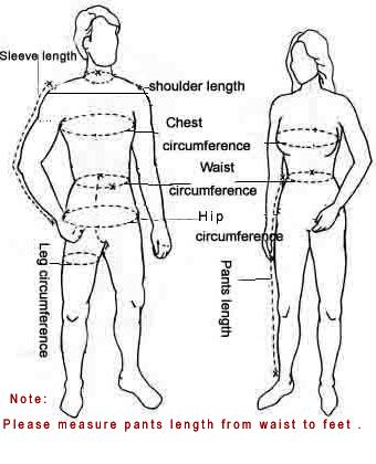 body statistics calculator