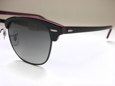 ray ban rb3016 clubmaster sunglasses mock tortoise arista frame  ray-ban clubmaster