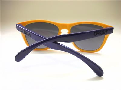 are oakley sunglasses polarized  following:  oakley