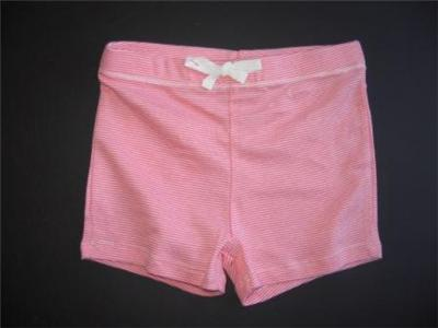 Country-Road-Girls-Pink-Stripes-PJ-Shorts-Size-1-New