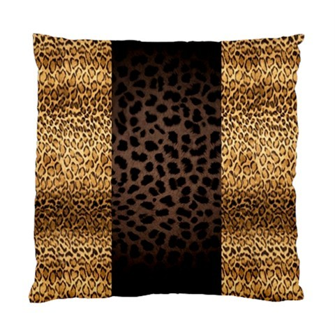 **NEW** LEOPARD ANIMAL PRINT THROW CUSHION CASE (ONE SIDE) DECORATIVE PILLOW eBay