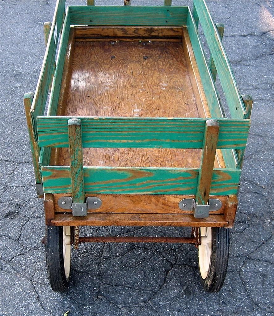 Vintage Sears And Roebuck Country Squire Wood Wagon Ebay