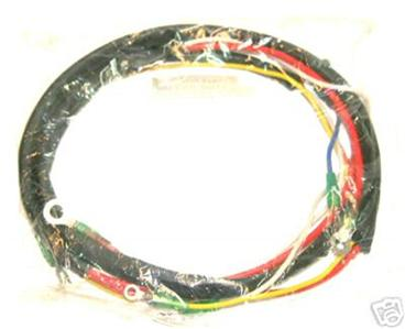 ford 8n side dist 12 volt wiring harness for 12v one wire alternator wiring diagram
