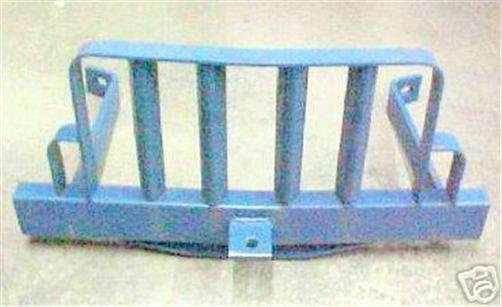 Ford 2600 Tractor Front Bumper : Ford tractor bumper  blue ebay