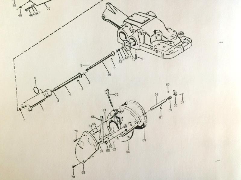 Wiring Diagram  26 Massey Ferguson 245 Parts Diagram