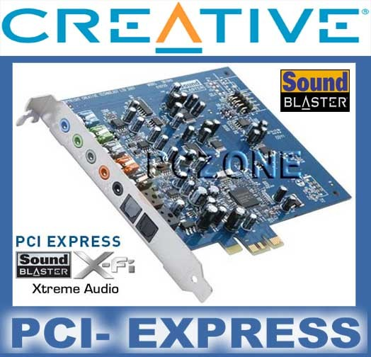 CREATIVE-SOUND-BLASTER-X-FI-XTREME-AUDIO-PCI-EXPRESS-OUT-OF-STOCK