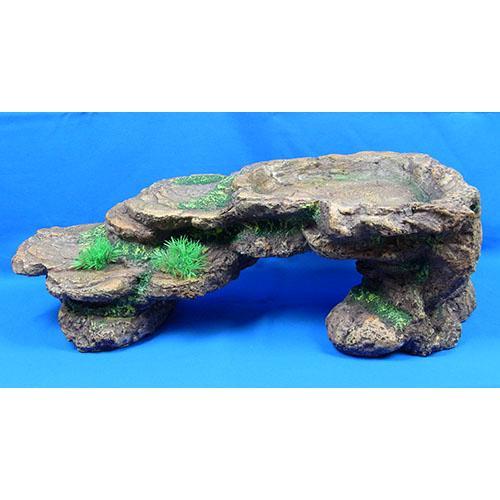 Aquarium decorations for turtles turtle aquarium for Fish tank turtles