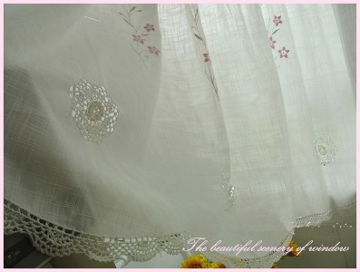 Crochet lace curtains - TheFind - TheFind - EVERY PRODUCT