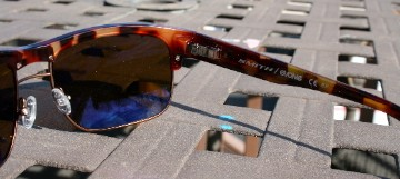 sunglasses with polarized glass lenses  polarized glass