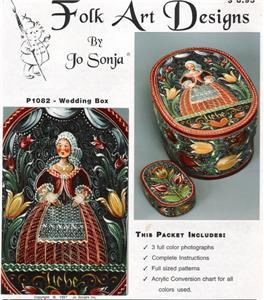 > Home > Paints > Jo Sonja - Heartworks Folk Art, Decorative