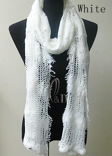New Fahion  Knit Warmer Winter Scarf Shawl Wrap sc010